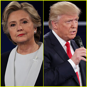 From justjared.com/2016/10/09/second-presidential-debate-2016-live-stream-watch-hillary-clinton-donald-trump-face-off-ag