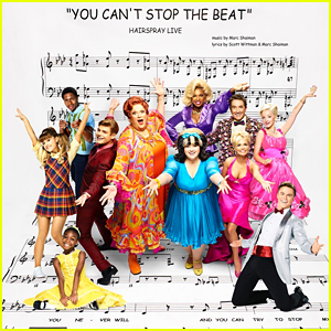 NBC Unveils First Full Cast Photo For 'Hairspray Live!'