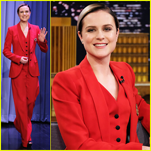 Evan Rachel Wood Is A Robot By Day, Rockstar By Night!