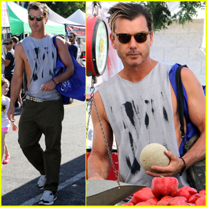 Gavin Rossdale Says He's Moving On After Gwen Stefani Divorce