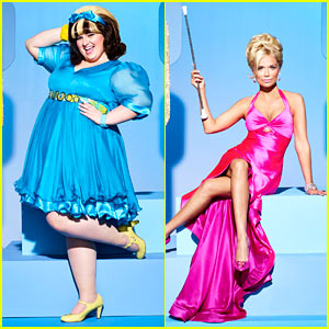 NBC's 'Hairspray Live!' Cast Gets Official Portraits!