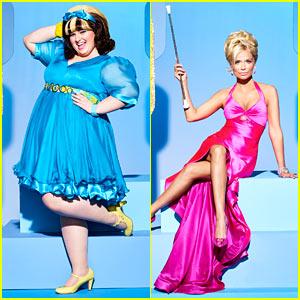 NBC's 'Hairspray Live!' Gets Official Cast Portraits Including Ariana Grande & Jennifer Hudson!