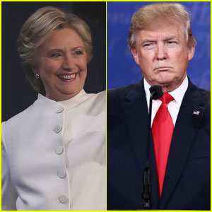 Hillary Clinton Calls Out Donald Trump for 'Celebrity Apprentice' & Rigged Emmys Claim During Presidential Debate
