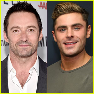 Hugh Jackman Sings 'Happy Birthday' to Zac Efron - Watch Now!