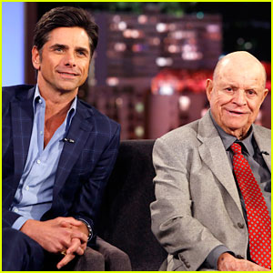 John Stamos & Friend Don Rickles Reveal How They Met