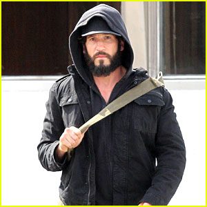 Jon Bernthal Starts Filming 'The Punisher' - First Set Photos!