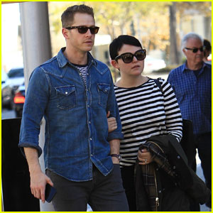 Ginnifer Goodwin & Josh Dallas Get Lunch Before New 'OUAT'