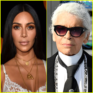 Karl Lagerfeld Shares Little Sympathy for Kim Kardashian After Gunpoint Robbery