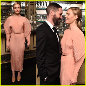 Kate Bosworth Celebrates Launch of New Jewelry Collection!