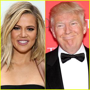 Khloe Kardashian Responds to Donald Trump's 'Fat Piglet' Comment