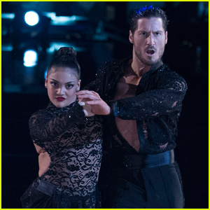 Laurie Hernandez Dances to Katy Perry's 'Rise' on 'DWTS' - Watch Now!