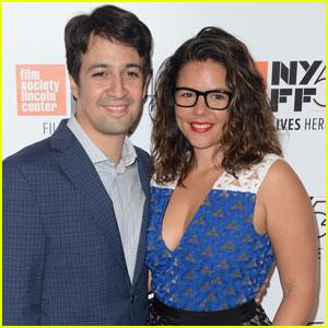 Lin-Manuel Miranda Celebrates 'Hamilton's America' at NYFF