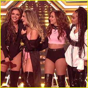 Little Mix Perform New Single 'Shout Out To My Ex' On 'X Factor'