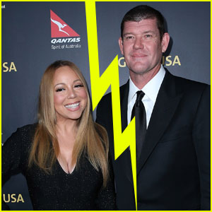 Mariah Carey & James Packer Reportedly Split