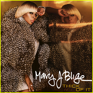 Mary J. Blige Announces New Album 'Strength Of A Woman' & Drops 'Thick Of It' - Stream, Lyrics & Download!