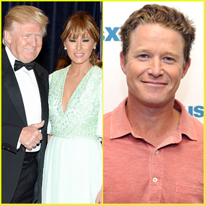Melania Trump Blames Billy Bush for Donald Trump's Leaked Offensive Audio - Watch