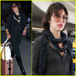 Milla Jovovich Reveals One of Her Major Style Secrets!