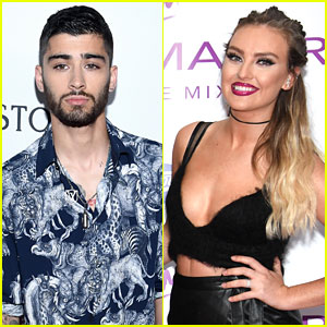 Perrie Edwards Confirms Zayn Malik Broke Off Their Engagement Via Text!