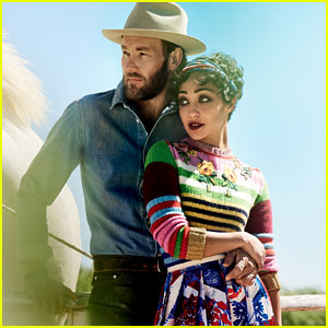 Loving's Ruth Negga & Joel Edgerton Pose for 'Vogue'