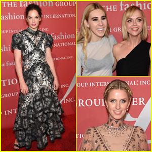 Ruth Wilson, Christina Ricci, & More Stun at Night of Stars Gala!