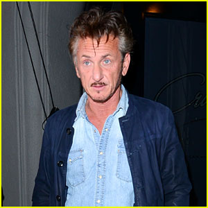 Sean Penn Explains Why He's Voting for Hillary Clinton