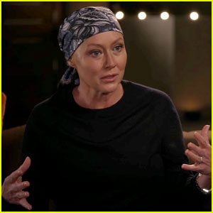 Shannen Doherty Says Her Cancer Battle Made Her a Different Person
