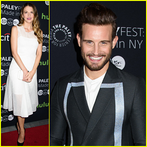Sutton Foster & Nico Tortorella Promote 'Younger' at PaleyFest!