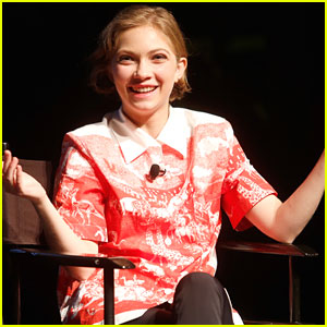 Tavi Gevinson Holds In Conversation Event at The New Yorker Festival