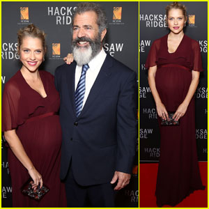 Teresa Palmer Puts Her Baby Bump on Display at 'Hacksaw Ridge' Australian Premiere