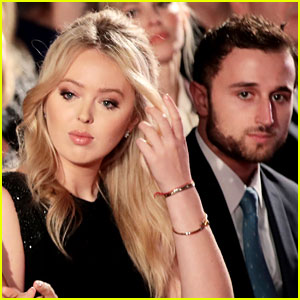 Tiffany Trump Brings Boyfriend Ross Mechanic to Second Debate