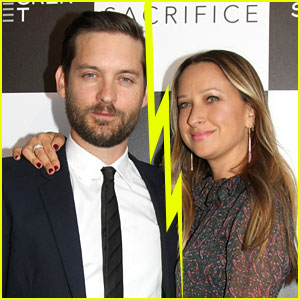 Tobey Maguire & Jennifer Meyer Split After 9 Years of Marriage