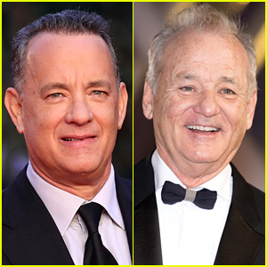 Is Tom Hanks or Bill Murray in This Fan Photo?! Fans Can't Decide...
