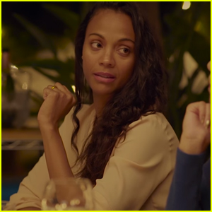 Zoe Saldana Talks Sexism and Learning to Say 'No'