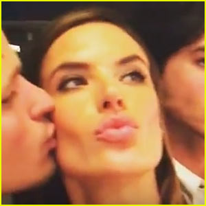 VIDEO: Alessandra Ambrosio's Mannequin Challenge Will Give You Serious FOMO - Watch!