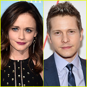SPOILERS! Gilmore Girls' Alexis Bledel & Matt Czuchry Discuss Shocking Rory & Logan Reveal