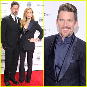 Amy Adams & Ethan Hawke Are Gotham Awards Honorees!