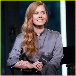 Amy Adams Thinks 'Enchanted' Sequel Title 'Disenchanted' Is Timely & Perfect!