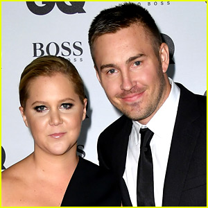 Amy Schumer Calls Ben Hanisch the 'Love of My Life' on Their First Anniversary!