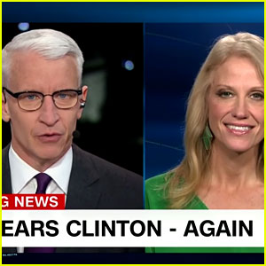 Anderson Cooper Grills Trump's Campaign Manager Over His 'Irresponsible' Speculation