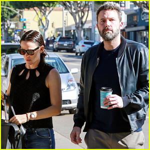 Ben Affleck & Jennifer Garner Grab Breakfast Amid Latest Rumors