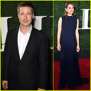 Brad Pitt Attends 'Allied' Event After Being Cleared of Child Abuse Allegations