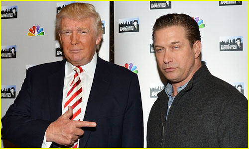 These Celebs Are Voting for Donald Trump on Election Day!