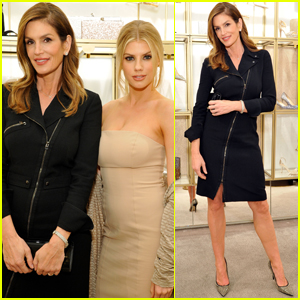 Cindy Crawford & 'Jimmy Choo' Team Up to Support Delete Blood Cancer
