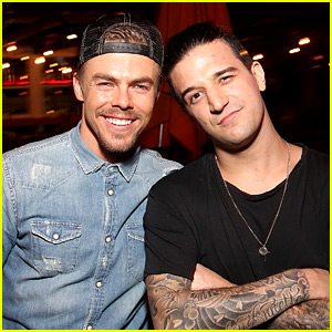 Derek Hough Shares Sweet Message for Mark Ballas After His Wedding