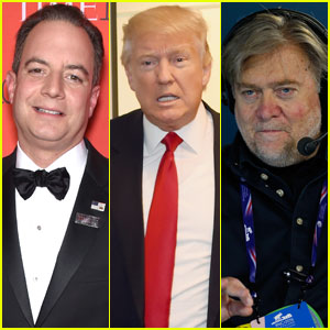 Donald Trump Chooses Reince Priebus as Chief of Staff