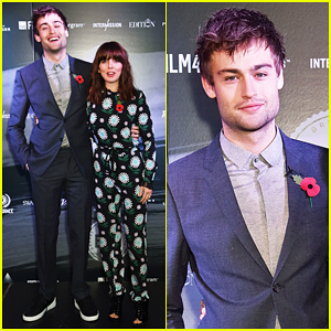 Douglas Booth Suits Up To Announce 2016 British Independent Film Awards Nominations!