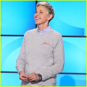 Ellen DeGeneres Makes Positive Opening Monologue Speech Ahead Of Trump Election Win - Watch Here!
