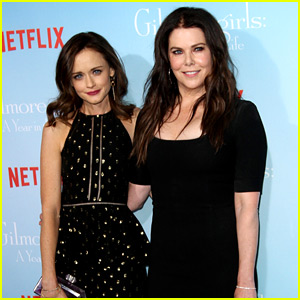 'Gilmore Girls' Cast Premieres New Episodes in Los Angeles!