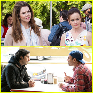 'Gilmore Girls: A Year in the Life' New Stills Revealed!