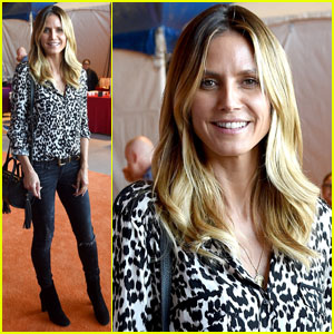 Heidi Klum Reveals Motivation For Working Out & Eating Healthy